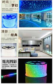 neon lighting for home. Double Row Highlight Led Lights /M 2835 Electricity Waterproof High Voltage 220v Led5050 Soft Article Lamp Decoratio Neon Strip For Home Lighting E
