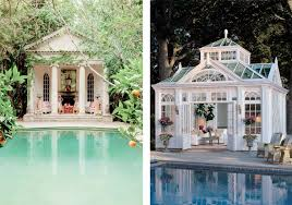 pool house interior. Classical Beauty Pool House Interior