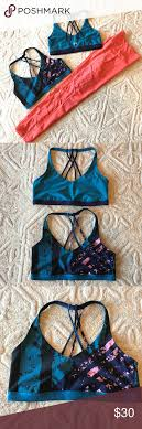 Under Armour Strappy Sports Bra Under Armour Strappy Fitted