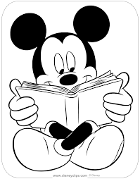 1000 plus free coloring pages for kids including disney mickey mouse coloring pages. Mickey Mouse Coloring Pages Misc Activities Disneyclips Com