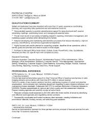 Scannable Resume Example