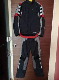 Bmw Rallye Suit Set 2017 Motorbikes Motorbike Apparel On