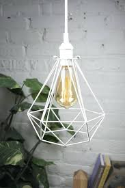 pendant lamp shades cage only diamond lamp shade pendant lamp pendant light cage bulb guard lighting