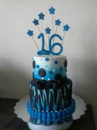 11 16th Birthday Cakes Pinterest Photo Boy 16th Birthday Cake