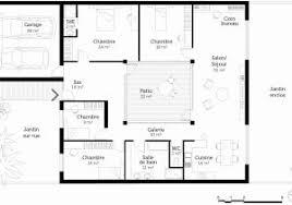 Plan De Maison Pdf Plan Maison Moderne Plain Pied Gratuit Tmawebsolutions