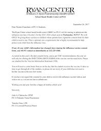 Parent Notice of Starting Flu Shots 2017-2018