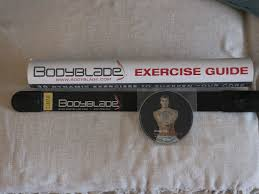 Body Blade Including Dvd And Exercise Chart In East Kilbride Glasgow Gumtree