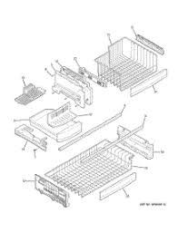 parts for ge pfssnjwass refrigerator com 03 zer shelves parts for ge refrigerator pfss5njwass from com