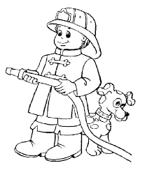 coloring book g page s pages fireman firefighter book also chance the rapper coloring