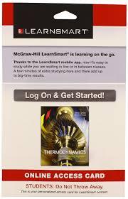 Amazon.com: LearnSmart Standalone Access Card for Cengel/Boles ...