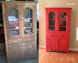 Painted Red Furniture So Painted Red Furniture Lodzinfoinfo