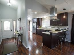 Wood Floor In The Kitchen The Pros And Cons Of Laminate Flooring Diy