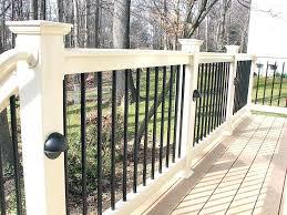 diy porch railing deck bar designs