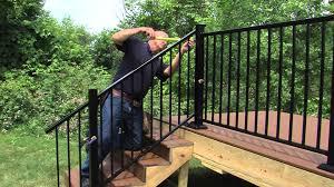 aluminum deck railings lowes. aluminum deck railings lowes
