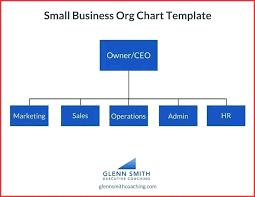 Genuine Free Corporate Organizational Chart Template Cross