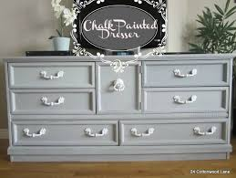 6 Thrifty & Fabulous Furniture Makeovers Linky Party Features