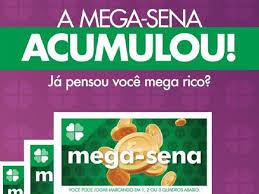 Mega Sena 2347: Prêmio acumula novamente e vai a R$ 50 milhões   Bolavip  Brasil
