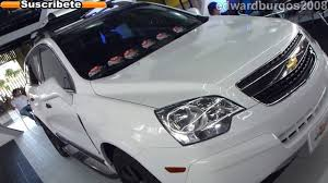 chevrolet captiva sport 2012 colombia video auto show medellin ...