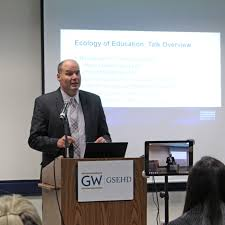 The Ecology of Education featuring Dr. William Dardick | GW GSEHD Diversity