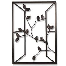 h metal wall art on outdoor wall art home depot with open window 20 in w x 28 in h metal wall art wd201db the home depot