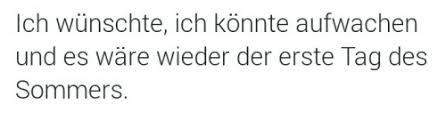 Winter Tumblr Text Stress Liebe Sommer Zitat Zitate Musik Spruch