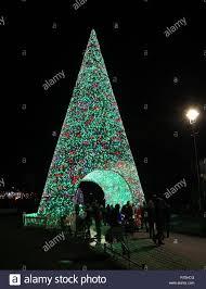 Christmas Lights Display Stock Photos Christmas Lights