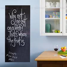 large cafe removable chalkboard sticker blackboard wall decal for decals ideas 0 on cafe wall art nz with hexagon chalkboard decal your decal shop nz designer wall art within
