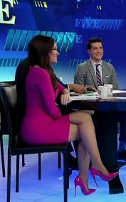 Image result for kimberly guilfoyle leg heels on the five