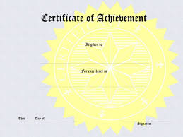 Certificate Of Excellence Template Word How to Make Certificates with Microsoft Word Techwalla 58