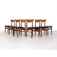 set of 6 vine danish dining chairs by skovby møbelfabrik 1960s design market