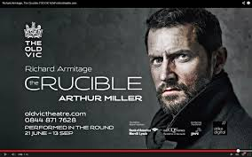 "richard armitage is set to give a powerful performance as john  richard armitage is set to give a powerful performance as john proctor in ""the crucible"" 30 2014 gratiana lovelace post 574"