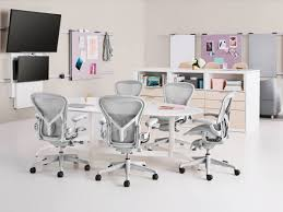 herman miller office design. Herman Miller Just Redesigned Its Iconic Aeron Chair Office Design