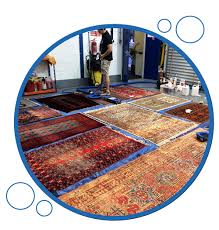 in home rug cleaning