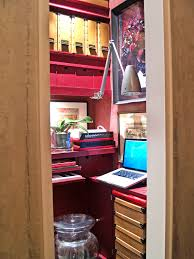 office in a closet design. Small Home Office Ideas Closet Office, Hgtv And Designs In A Design Y