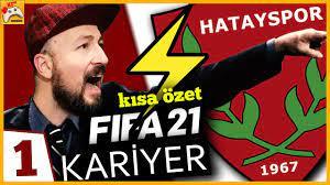 FIFA 21 KARİYER ⚽ MAME DIOUF HAFTALARDIR BU ANI BEKLİYORMUŞ! - YouTube