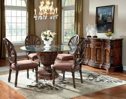 Ashley Furniture Kitchen Chairs Round Dining Room Furniture Awesome Charming Design Ashley Round