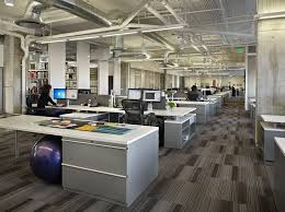 modern open plan interior office space. Best Office Layout For Productivity Open Concept Pros And Cons Plan Design Modern Interior Space