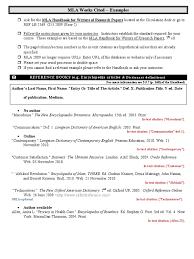 Citation Mla Citation Encyclopedias