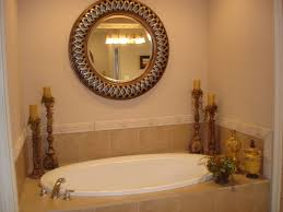 image bathtub decor: garden tub nice tiles  garden tub nice tiles
