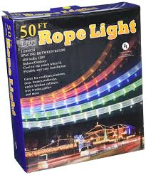 1 2 Inch Led Rope Light Buy Cbconcept 120vlr50ft Pink 50 Feet 120v 2 Wire 1 2 Inch