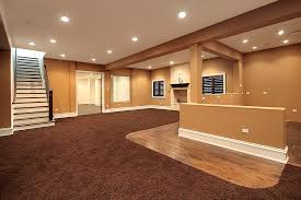 Unique Basement Flooring Carpet Ideas Tiles Best N On Simple