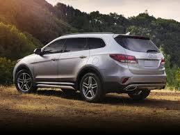 best mid size suv 2017 new 2017 hyundai santa fe price photos reviews safety ratings