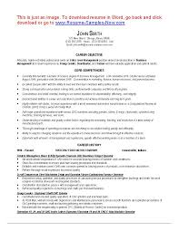Machine Operator Objective For Resume Resume For Study