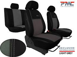 tailored fabric full set seat covers