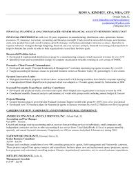 financial planning and analysis resume sample financial planning analyst resume  financial advisor intern resume financial planner