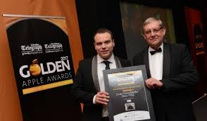 Atlas Attends Inspirational Awards In Grimsby Renewables