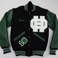 ottawa hills varsity jacket