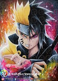 Naruto - Sasuke POSTER