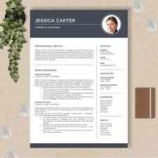 Apple Pages Resume Templates [2018]