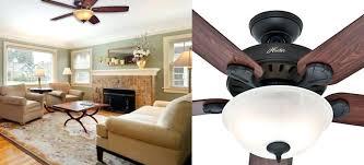 hunter pros best inch 5 blade single light five minute ceiling fan living room fans with vintage ceiling fans with light